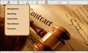 Recht in Bedrijf managementgame
